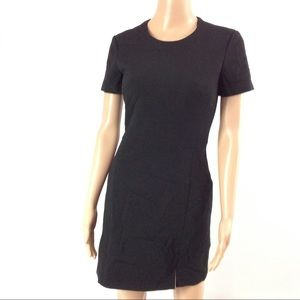 French Connection Women Sheath Dress Front Slit 2